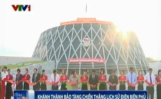 Khánh thành Bảo tàng Chiến thắng lịch sử Điện Biên Phủ