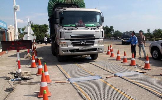 Lâm Đồng tước giấy phép hơn 330 lái xe do chở quá tải