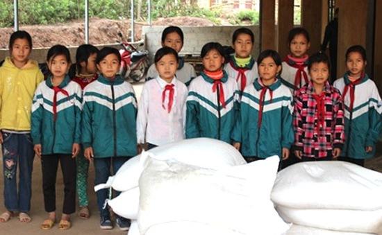 Gạo Chính phủ - Lối mở cho giáo dục vùng cao