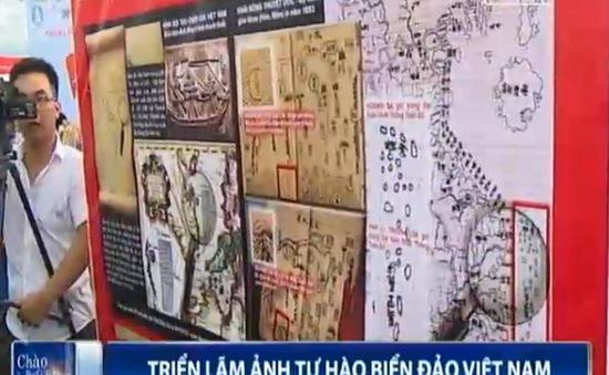 """Gần 200 bức ảnh trưng bày tại triển lãm ảnh """"Tự hào biển đảo Việt Nam"""""""