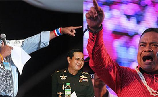 Thái Lan: Các bên họp tìm lối thoát cho khủng hoảng