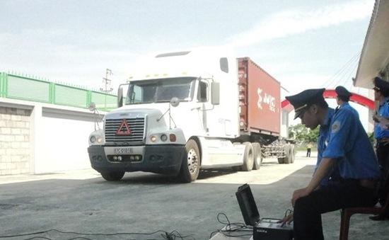 Công khai đường dây nóng tiếp nhận thông tin về xe quá tải