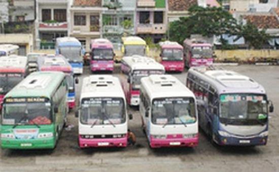 Đình chỉ hoạt động 14 xe tuyến Hà Nội - Hải Phòng