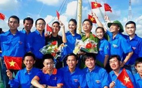 Sôi nổi các hoạt động hưởng ứng Chiến dịch tình nguyện hè 2014 với biển đảo Tổ quốc