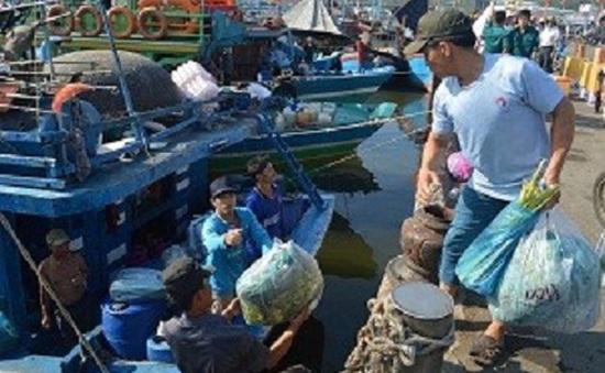 Đà Nẵng: Tuyên dương ngư dân can trường bám biển