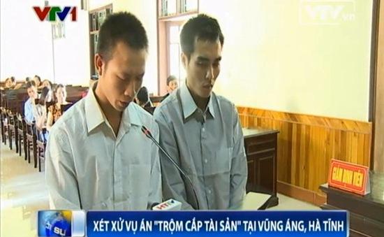 Xét xử vụ án trộm cắp tài sản tại Vũng Áng, Hà Tĩnh