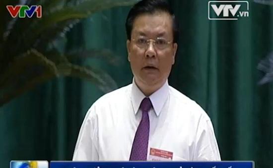 Bộ trưởng Bộ Tài chính tiếp tục trả lời chất vấn về nợ công