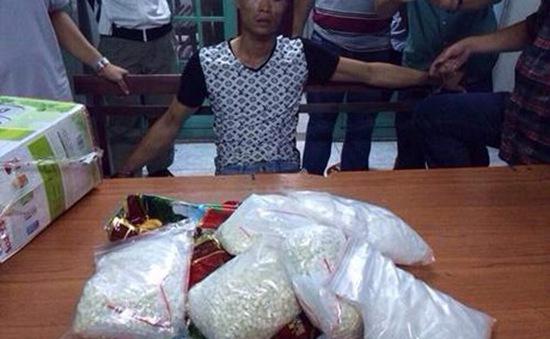 Phá đường dây vận chuyển ma túy từ Hải Phòng vào TP.HCM