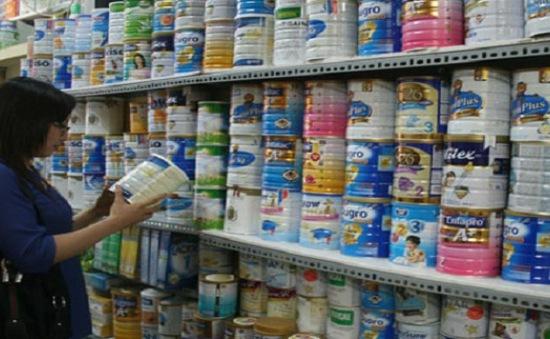Lập đoàn kiểm tra việc thực hiện giá bán lẻ sữa tại địa phương
