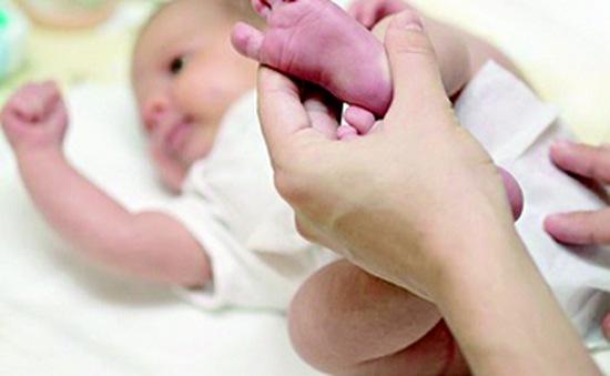 Phòng tránh hăm tã ở trẻ em