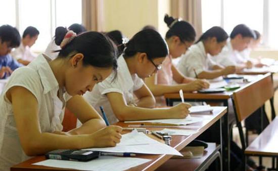 Thí sinh được điều chỉnh khu vực ưu tiên trong ngày đăng ký dự thi
