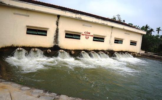 Tỉnh Quảng Nam chủ động chống hạn