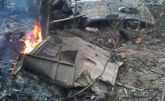 16 chiến sỹ đã hi sinh trong vụ rơi máy bay trực thăng Mi171