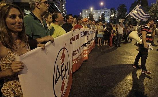 Hy Lạp thông qua kế hoạch tư nhân hóa ngành điện