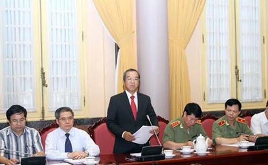 Văn phòng Chủ tịch nước công bố 6 luật mới