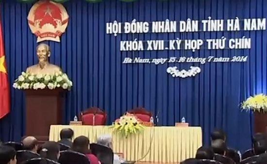 Chủ tịch Quốc hội dự kỳ họp thứ 9 HĐND tỉnh Hà Nam