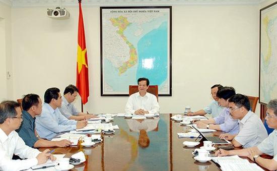 Thủ tướng làm việc với lãnh đạo tỉnh Lào Cai