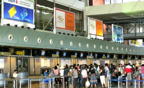 Hoạt động dịch vụ tại sân bay Nội Bài đã có nhiều chuyển biến