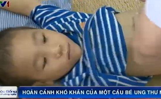 Hoàn cảnh khó khăn của cậu bé 6 tuổi bị ung thư máu