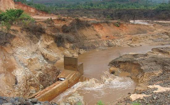 Bộ Công Thương yêu cầu phối hợp xử lý sự cố thủy điện Ia Krêl 2