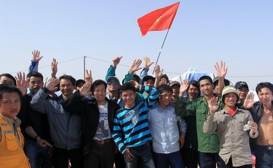 Lao động Việt Nam bắt đầu sơ tán khỏi Libya bằng đường không qua Ai Cập