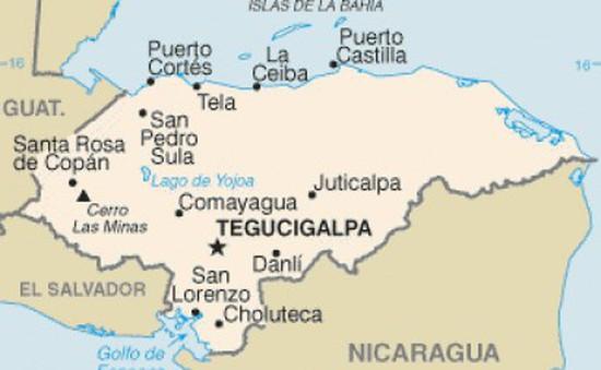 7 người thiệt mạng trong một vụ xả súng tại Honduras