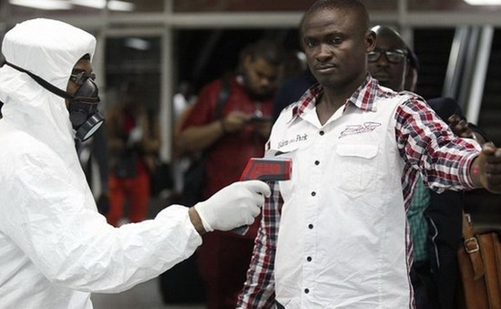 Người dân Nigeria hài hước để xoa dịu căng thẳng về Ebola
