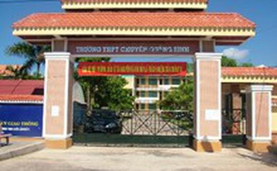 Quảng Bình: Ngôi trường đầu tiên mang tên Đại tướng Võ Nguyên Giáp