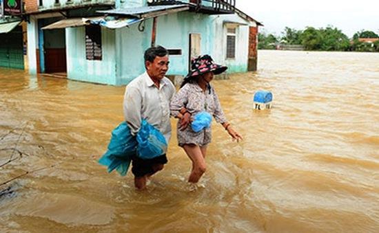 Hỗ trợ 230 tỷ đồng cho 4 địa phương khắc phục hậu quả bão số 11