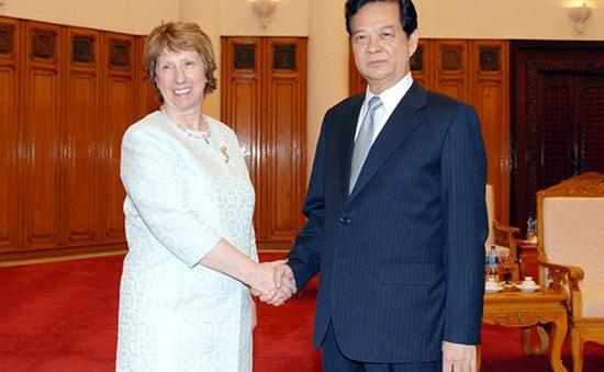 Việt Nam luôn coi trọng phát triển quan hệ với EU