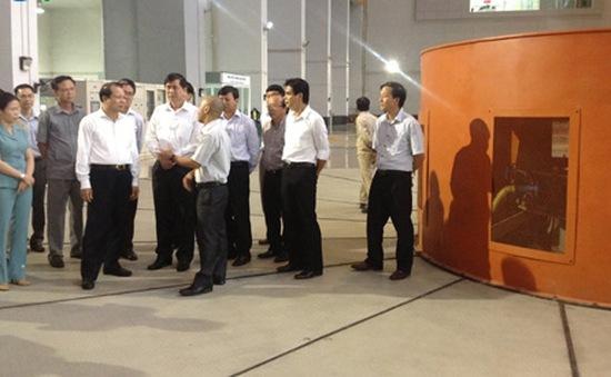 Phó Thủ tướng Vũ Văn Ninh thăm, làm việc tại huyện Mường La (Sơn La)