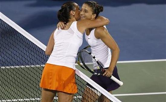 Errani chạm trán Kvitova ở chung kết WTA Dubai