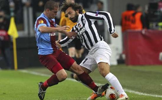 Trabzonspor – Juve: Nỗi buồn 22 năm của người Thổ (3h, 28/2, K+1)