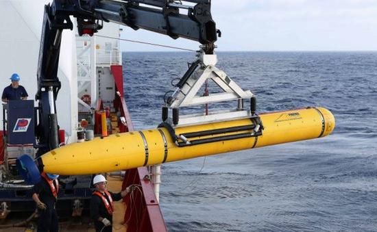 Thiết bị lặn tìm MH370 lần thứ 2 gặp trục trặc