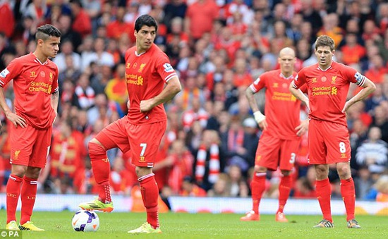 Liverpool thua đau trước Chelsea: Lỗi do ai?