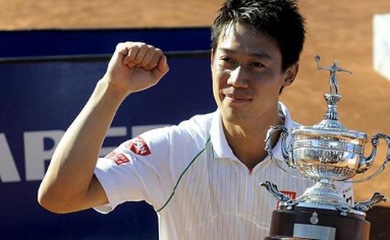 Nishikori đăng quang Barcelona Open 2014