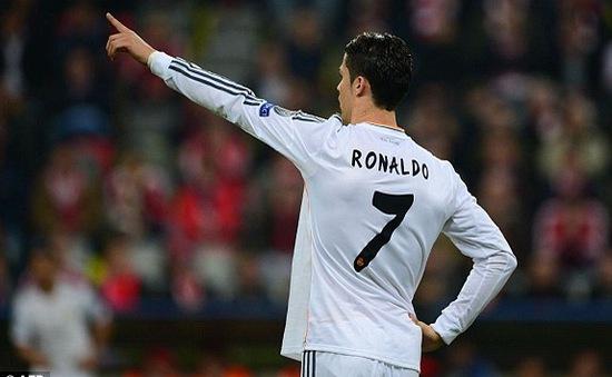 Ronaldo mang kỷ lục ghi bàn vào chung kết Champions League
