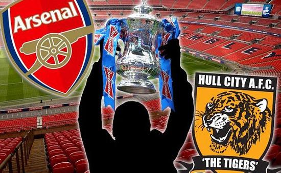 Chung kết FA Cup: Arsenal – Hull: Pháo thủ giương nòng (23h, 17/5)
