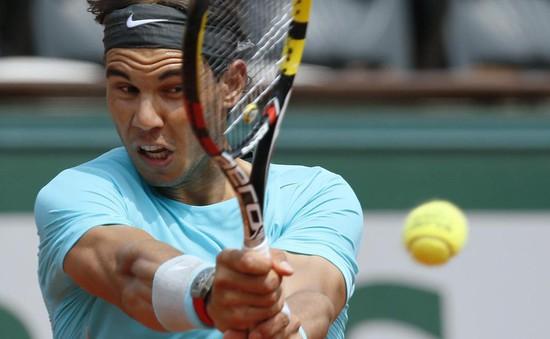 Roland Garros: Đôi bạn thân Nadal, Ferrer chạm trán ở tứ kết