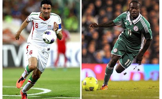 Nigeria – Iran: Bản hùng ca World Cup 1998 (02h00, 17/6, VTV3)