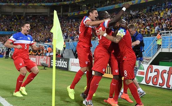 Ghana 1-2 Mỹ: Dấu ấn Klinsmann