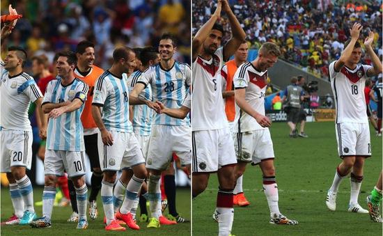 Chung kết World Cup 2014, Argentina – Đức: Hai thái cực ở Maracana