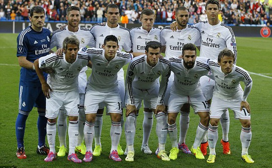 Top 10 đội bóng đắt giá nhất hành tinh