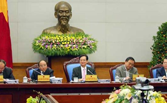 Chính phủ thảo luận 7 dự án Luật, Pháp lệnh