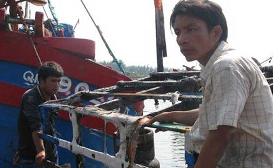 Hỗ trợ 130 triệu đồng cho ngư dân Quảng Ngãi