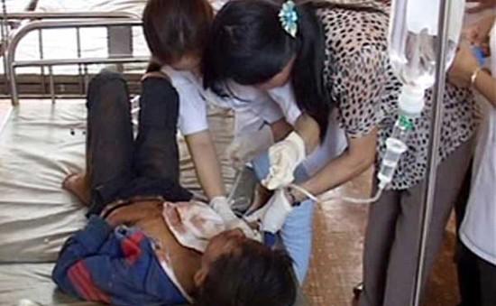 Đăk Nông: Nổ đầu đạn gây thương vong 8 học sinh