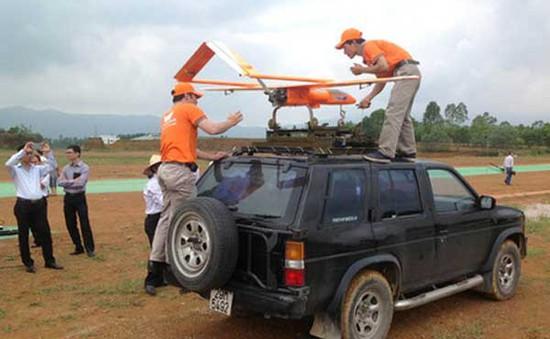 Việt Nam chế tạo thành công mẫu máy bay không người lái