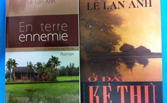 """Tiểu thuyết """"Ở đất kẻ thù"""" đến với công chúng Pháp"""