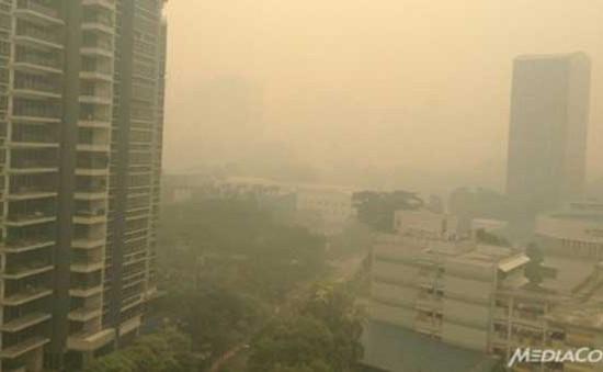 Du lịch Singapore thất thu vì khói bụi