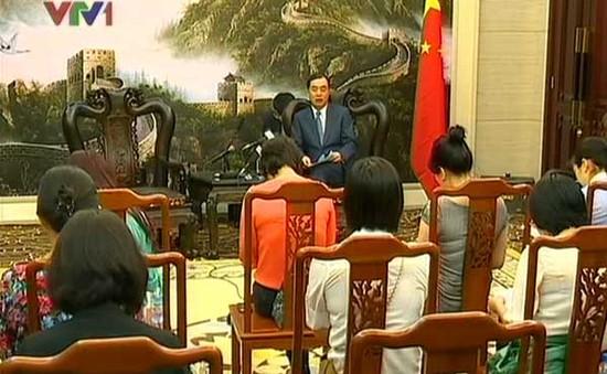 """""""Việt Nam là đối tác thương mại chính của Trung Quốc"""""""